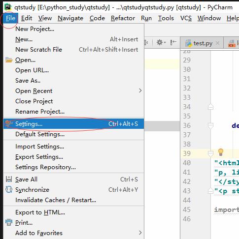 pycharm+PyQt5+python最新开发环境配置,踩坑过程详解_技术博客_